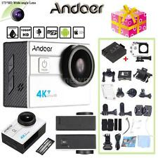 "Andoer​ Ultra HD Action Sports Camera DVR 2.0"" 16MP 4K 1080P 4X Zoom WiFi P3X8"