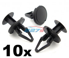 10x Plastic Trim Clips for some Vauxhall wheel arch linings, inner wing liner