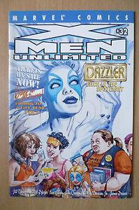 MARVEL COMIC- X-MEN: UNLIMITED, Vol. 1, No. 32, September 2001