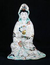 Antique Japanese Porcelain Kwan-Yin 19th Century