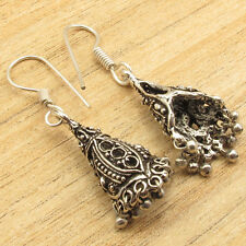 Online Jewelry Store! Price Start From $0.99 ! 925 Silver Plated JHUMKI Earrings