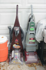 Hoover SteamVac Ls and Bissell ProHeat Steam Vacuums