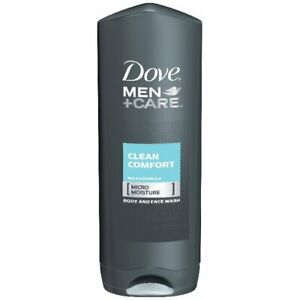 Dove Men+Care Body and Face Wash Clean Comfort 18 Oz.