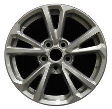 "17"" Chevrolet Equinox 2016 2017 Factory OEM Rim Wheel 5756 Silver"