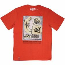 Lrg Core Collection Seven T-shirt Red Heather