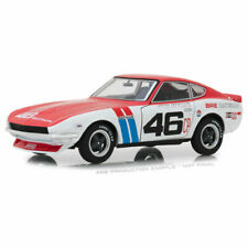 1:24 Greenlight - 1970 Datsun 240Z - BRE #46 (Brock Racing Enterprises)