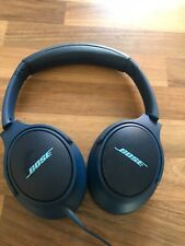 Bose Soundtrue Over Ear Wired Headphones Blue Apple Compatibility