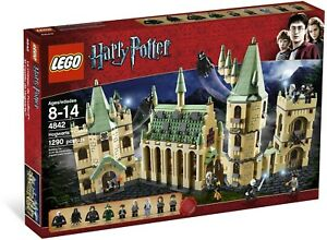 LEGO HARRY POTTER 4842 Hogwarts Castle 4th Edition BRAND NEW and SEALED!