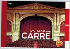 Nederland  Prestigeboekje 42 125 jaar Carré (pr42)