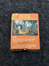 MTG Cave of the Frost Dragon Adventures in the Forgotten Realms 350 Regular Rare