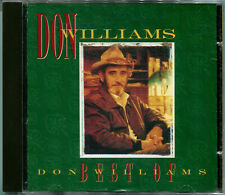 """DON WILLIAMS """"Best of"""" CD inkl. Cryin eyes, True love, In the family, Good well"""