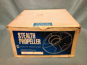 Stealth RING PROP , 10 Splines, 10-30hp,New in Box