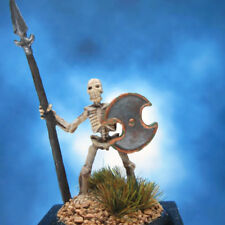 Painted Reaper BONES Miniature Skeleton with Spear