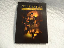 Gladiator Extended Edition (Dvd, 2005) Russell Crowe Excellent Discs