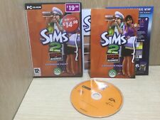 The Sims 2 Open for Business PC Game Expansion Pack Boxed + Manual