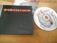 CD Punk Bad Religion - Stranger Than Fiction (17 Song) SONY DRAGNET jc-black-