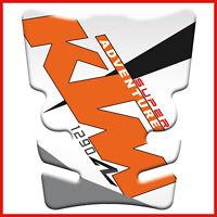 paraserbatoio adesivo per moto KTM SUPER ADVENTURE 1290 tankpad 3d resinato