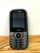 Good - LG Cosmos 3 VN251S - Charcoal Gray (Verizon) Slider Cell Phone W QWERTY