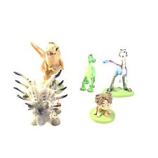 the good dinosaur action figures 5 Piece lot set Toy Cake Topper