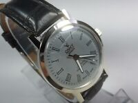 Vintage Camy Mechanical Hand Winding Movement Mens Analog Wrist Watch A232