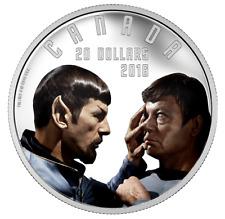 Star Trek 1 oz. Pure Silver Colored Coin – Mirror, Mirror (2016)