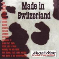 Gotthard - Made IN Switzerland CD #G1998540