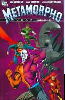 Metamorpho Year One by Jurgens, Norton & Delperdang TPB 2008 DC Comics