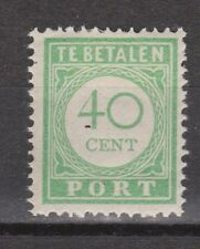 Port 29 MLH Curacao, Nederlandse Antillen due portzegel