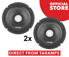 """2x 7Driver 6"""" FR 400S 8 Ohm Speaker 200W RMS by Taramps Direct From Taramps"""