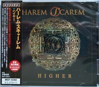 Harem Scarem - Higher JAPAN CD + 1 Bonustrack Wishing  MICP-10382