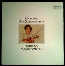 L. SUBRAMANIAN - Garland - SPAIN LP Guimbarda 1984 - Near Mint / Como Nuevo