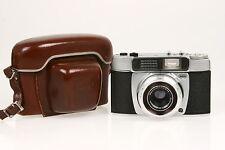 Adox Polomat 1, KB-Sucherkamera mit Radionar 2,8/45mm Objektiv und Tasche