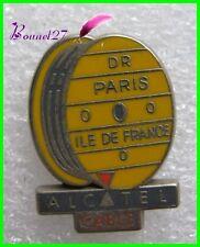 Pin's DR Paris Ile de France ALCATEL Le Cable Arthus Bertrand  #H1