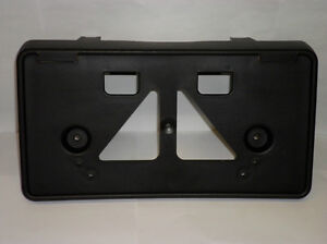 NEW OEM LINCOLN LS FRONT LICENSE MOUNTING PLATE BRACKET XW4Z-17A385-AA