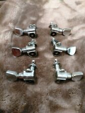 Vintage Ibanez 2663 Iceman Star Tuning Heads Artist Rare Tulip Buttons