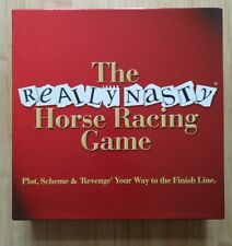 THE Really Nasty HORSE RACING GAME by Upstarts