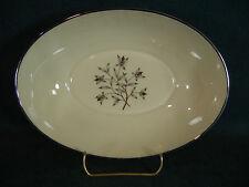 "Lenox Princess Small Oval 8 1/2"" Vegetable Serving Bowl"