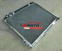 Aluminum Radiator For Toyota Landcruiser VDJ200 200 Series 4.5TD V8 07-ON 1VDFTV