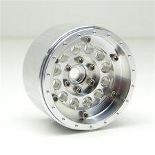Gear Head RC 2.2 CAC EZ-Loc Beadlock Wheels, Aluminum (4) GEA1032