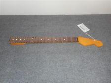 New - Neck For Fender Strat, Maple, 22 Frets, Vintage Tinted Finish - #Srf