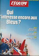 L'EQUIPE MAGAZINE N°754  les bleus autissier football nimes boxe surf feminin