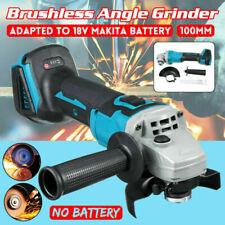 800W 18V Brushless Angle Grinder Multifunction Polisher For 18V Makita Battery