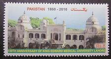 Medizin.Universität Lahore 150 Jahre  Pakistan 2010