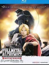 Fullmetal Alchemist Brotherhood Collection 1 One Anime Blu-ray