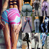 Women Fitness Trousers Leggings Stretch Pants Running Gym Sports Yoga High Waist