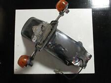 Schutzblech, Kennzeichenhalter, Blinker für Honda CM 400 T