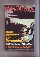 HISTORIA 415 / Raid Suicide Sur Nuremberg