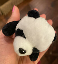 Animal Badge Panda Brooch Lapel Pin Bear Cloth Accessories Cute Plush Toy