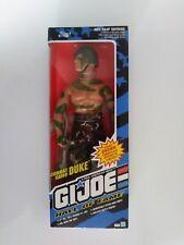 """G.I. JOE  """"COMBAT CAMO DUKE""""  by Hasbro 1993 - NIB"""