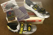Vintage NOS NEW Sidi Scarpe Sirio Evolution road cycling shoes size 36